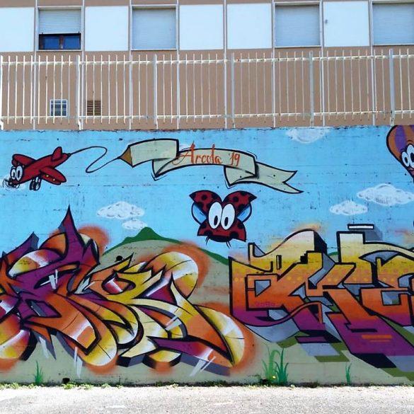 Evercolor murales Arcola