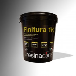 FINITURA 1K - RESINE - ARESINAD'ARTE