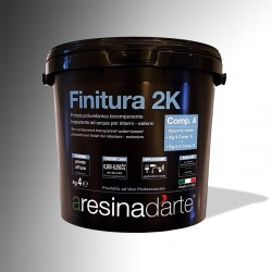 RESINE- FINITURA 2K - ARESINAD'ARTE